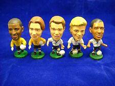England 1995 Corinthian Vintage Football Figures -The F.A. 1995 a lot of 5