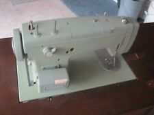 Sears Kenmore electric SEWING MACHINE -w/ table + chair w/ zig zag  MODEL 1503