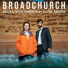 OLAFUR ARNALDS : BROADCHURCH - O.S.T. (CD) Sealed