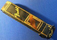 Fender Stratocaster Strat DELUXE LOGO GUITAR STRAP Telecaster Tele