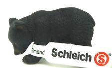 T15)  Schleich (14326) Schwarzbär Baby  Bär Schleichtiere Sea Life Schleichtier
