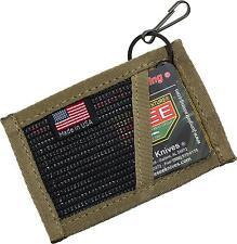 ESEE Desert Tan Card Holder Made To Fit Survival Navigation Cards CARD-HOLDER-DT