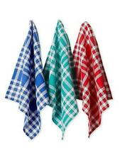 Lot 6 ou 12 serviettes de table Normandes - Tradition - 100% Coton 45X45 cm
