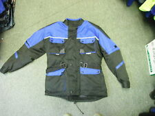 Dynatec Schoeller 3M Scotchlite Grandes para Hombre Chaqueta de moto textil