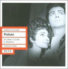 Donizetti: Poliuto [New] - Corelli; Bastianini; Callas; Votto - Free Ship