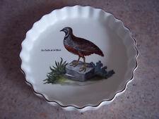 VILLEROY & BOCH PARADISO Flan Dish-Bird