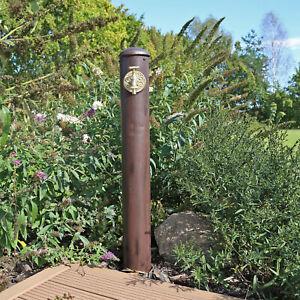 CLGarden Wasserzapfstelle WZS1 Garten Wasserzapfsäule Antik Wasserstelle außen