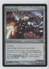 2012 Magic: The Gathering - Return to Ravnica #236 Volatile Rig Magic Card 0a1