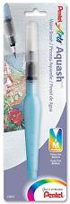 PENTEL ARTS Aquash Brush Pinselstift XFRH-1B breit Neu