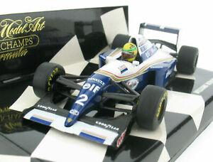 Minichamps 1/43 Williams Renault FW16 Ayrton Senna