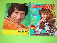 BRAVO NR. 24 von 1971 - COVER MANUELA / STARSCHNITT TARZAN RON ELY Teil 13 +14