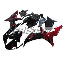 FrameWork for 2002 Yamaha YZF R1 2003 Hulls YZF R1 02 03 Bodywork Black Red Cowl