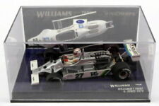Voiture de courses miniatures MINICHAMPS pour Williams