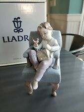 Lladro An Unexpected Gift, 06510, Retired ~ Preowned Excellent In Box