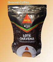 Delta Ground Coffee Roasted Portuguese 250g, 8.8oz 0.55lb Portugal, кофе, Kavos
