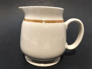 Vintage Mountain Wood Stoneware Creamer