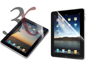Display-Schutzfolie 3x Displayfolie Retina Schutzfolie für iPad 2 / 3 / 4