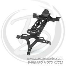 PORTATARGA ORIGINALE YAMAHA X MAX X-MAX XMAX 300 BLACK TITANIUM B74F16E00000