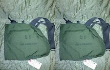 US MILITARY PROTECTIVE MASK PRO GAS CARRIER CARRYING BAG STRAP POUCH M42 M45 NEW