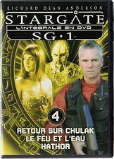 STARGATE SG1 - Intégrale Kiosque - DVD N°4 - Saison 1 - Episode 12 à 14