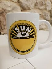 More details for sun records cup / mug original rock n roll record label