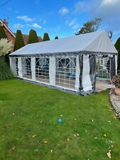Dancover 8 x 4 metre marquee and carpet. VGC used twice. Collection CH4