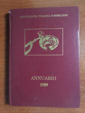 ASSOCIAZIONE ITALIANA SOMMELIERS ANNUARIO 1989