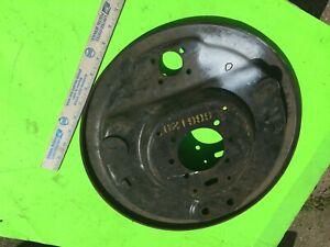 Studebaker, PN 666120,  brake backing plate.   Item:  14626 o