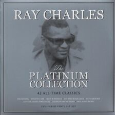 SEALED NEW LP Ray Charles - The Platinum Collection