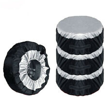 "Universal 13-19"" Wheel Bag Tote Tire Tyre Spare Cover Storage Car SUV Rim  ED"