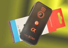 Wireless IR Remote Control for Sony SLT-A33 A55 A57 A67 A77 A99 Nex-5 Nex-6 Nex7