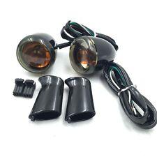 Motor Rear Turn Signal Light Indicator Smoke For Harley Sportster XL 883 1200