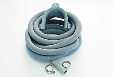 WASHING MACHINE WASTE DRAIN OUTLET PIPE HOSE 3.5M EXTENSION KIT FREE FAST POST