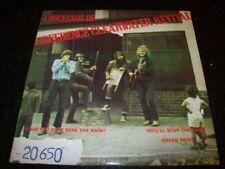 """7"""" EP 45 P/S-CREEDENCE CLEARWATER REVIVAL-4 SUCESSOS DE- D.J. COPY -1979-BRAZIL"""