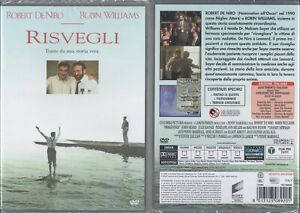 Risvegli con Robert De Niro e Robin Williams Dvd NUOVO!!!