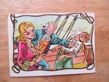 1961 VINTAGE FLEER PIRATES BOLD GUM CARD # 63, MAJOR STEDE BONNET