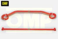 OMP FRONT & REAR STRUT BRACE FORD FIESTA MK2 XR2 1.6