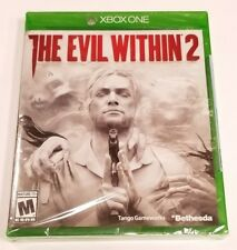 The Evil Within 2 for Microsoft Xbox One X1 XB1 *BRAND NEW & SEALED*