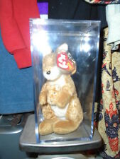 Ty Beanie Babies Willoughby In Case w/HAng Tag Protector 2004 Ex Condition