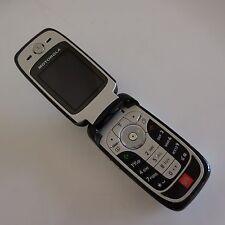 Téléphone mobile MOTOROLA V360 avec chargeur écouteurs micro