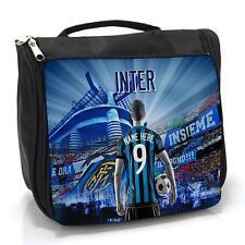 Inter de Milán Fútbol Bolsa De lavado para hombre Aseo Grooming caso * Personalizado * AF67