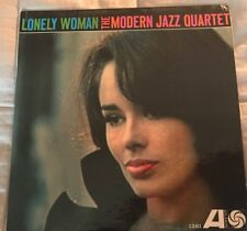 The Modern Jazz Quartet Lonely Woman Atlantic 1381 record NM cover vg pre-owned