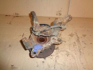 VOLVO V40 2003 1.9 TURBO DIESEL N/S PASSENGER SIDE HUB CARRIER WHEEL BEARING ABS
