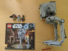 Lego Star Wars AT-ST Walker (75153) COMPLETE w/ Instructions- Used