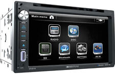 SOUNDSTREAM VR-651B DOUBLE 2 DIN 6.5