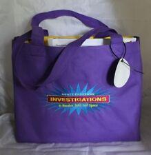 Investigations Kit Gr 5 Numbers Data Space Curriculum Unit Tote Bag Bi-Lingual
