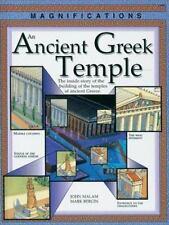 An Ancient Greek Temple, John Malam, Mark Bergin, New Book
