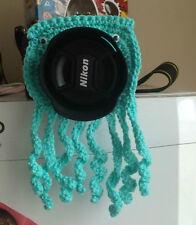 crochet Camera Buddy, Photo Prop Lens, Animal Lens Buddy cute octopus