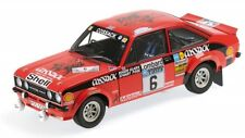 MINICHAMPS Mk2 Ford ESCORT Cossack RAC Rally Roger Clark II Rs1800 Rs2000