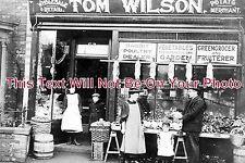 YO 388 - Tom Wilsons Shop Front, Scarborough, Yorkshire - 6x4 Photo